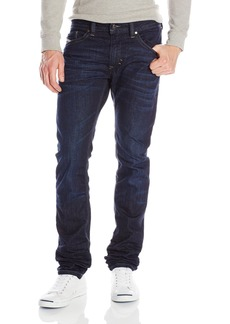 Diesel Men's Thavar-Zip Straight Slim-Leg Jean 0823K  28x32