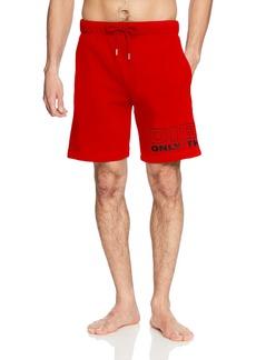Diesel Men's Umlb-Pan Loungewear Shorts  M