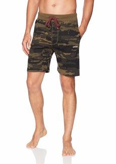 Diesel Men's UMLB-PAN Loungewear Shorts Micro Camou  M