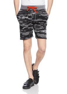 Diesel Men's UMLB-PAN Loungewear Shorts Micro Camou  S