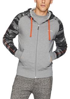 Diesel Men's UMLT-BRIANZ Zip UP Hooded Sweat-Shirt  XL