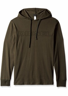 Diesel Men's UMLT-Jimmy T-Shirt Hoodie L/S  XL