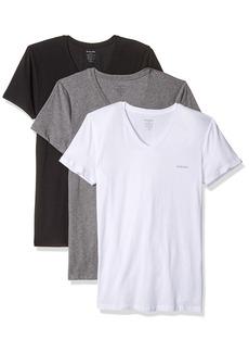 Diesel Men's UMTEE-MICHAEL3PACK V-Neck T-Shirt  XL