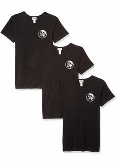 Diesel Men's UMTEE-RANDAL3PACK T-Shirt 3 Pack  S