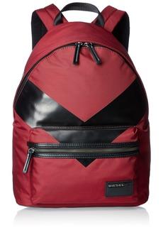 Diesel Men's V Backpack Chili Pepper/Black