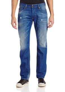 Diesel Men's Waykee Regular Straight-Leg Jean 0823U