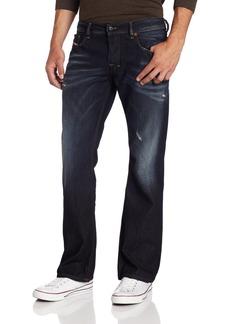 Diesel Men's Zatiny Slim Micro Bootcut Leg Jean 0813Q  36x34