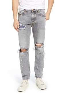 DIESEL® Mharky Slim Straight Leg Jeans (089AT)