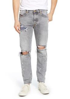 DIESEL® Mharky Slim Straight Leg Jeans (089AT)