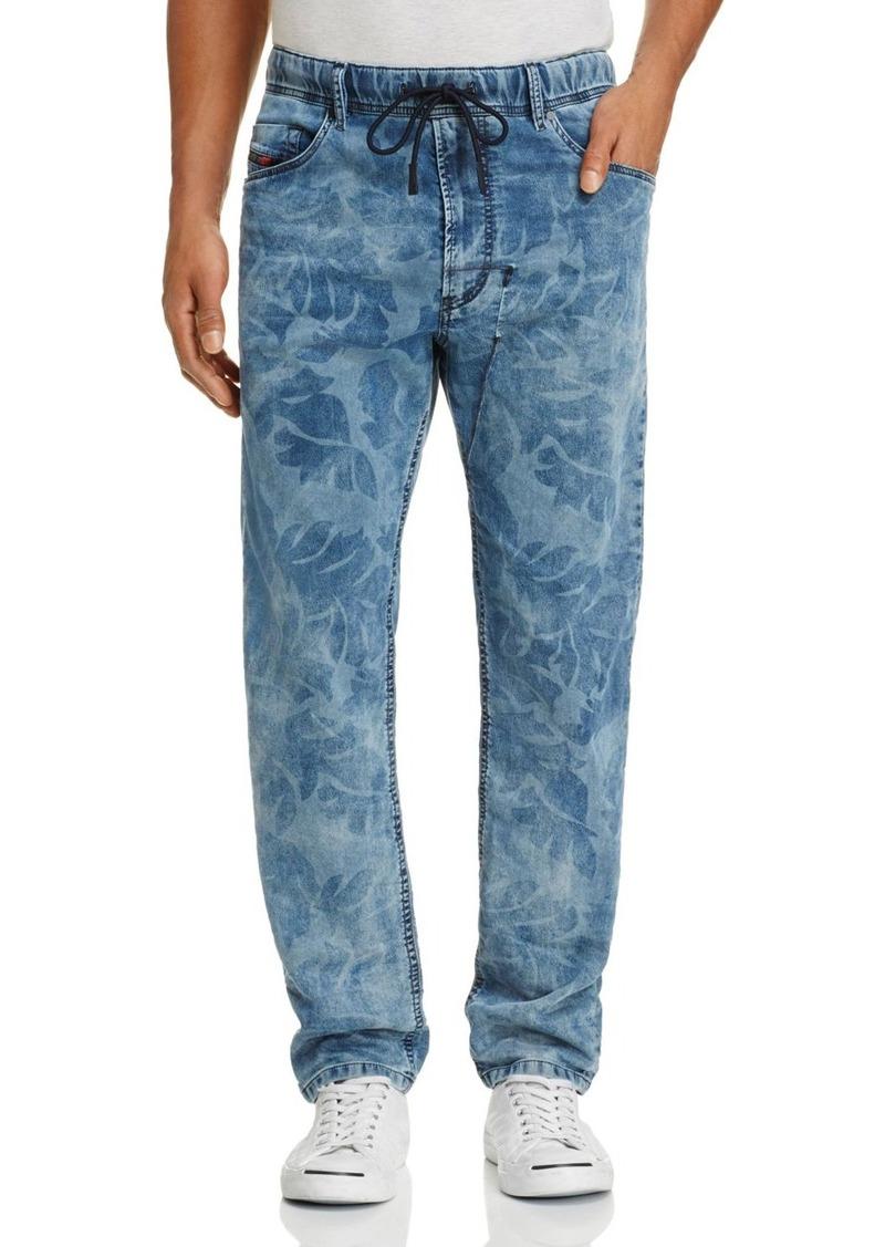 db9cc9d5 Diesel Diesel Narrot Patterned Slim Fit Jogger Jeans | Jeans