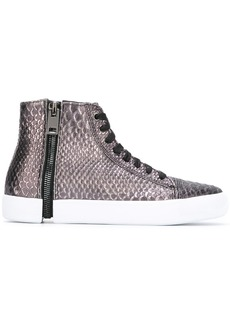 Diesel Nentish hi-tops - Grey