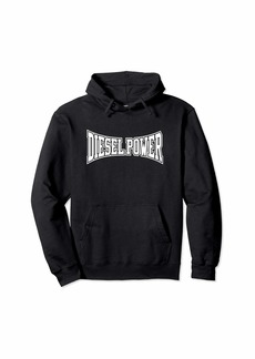 Diesel Power Hoodie Truck Turbo Brothers Mechanic