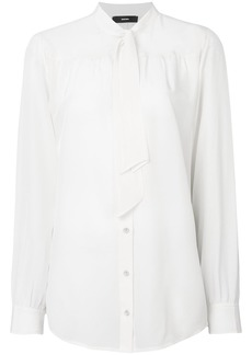 Diesel pussy bow blouse - White