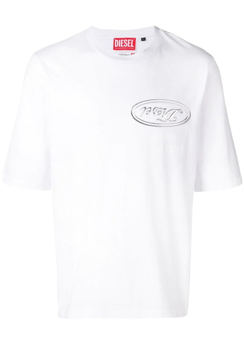 Diesel X SHAYNE OLIVER loose fitted T-shirt