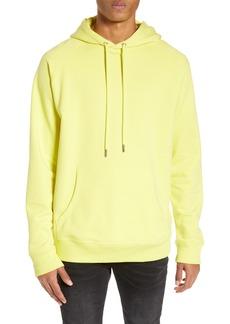 DIESEL® S-GIM-HOOD-A Raglan Hooded Sweatshirt
