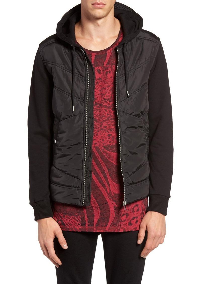 DIESEL® S-Nilh Puffer Sweatshirt