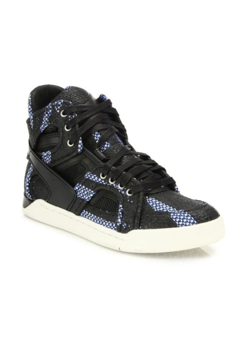 Diesel Titann High-Top Sneakers
