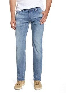 DIESEL® Safado Slim Straight Leg Jeans (Light Blue)