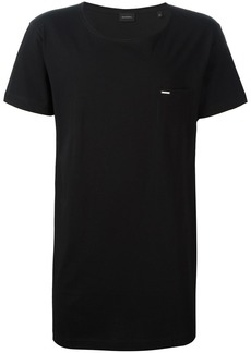 Diesel scoop neck T-shirt