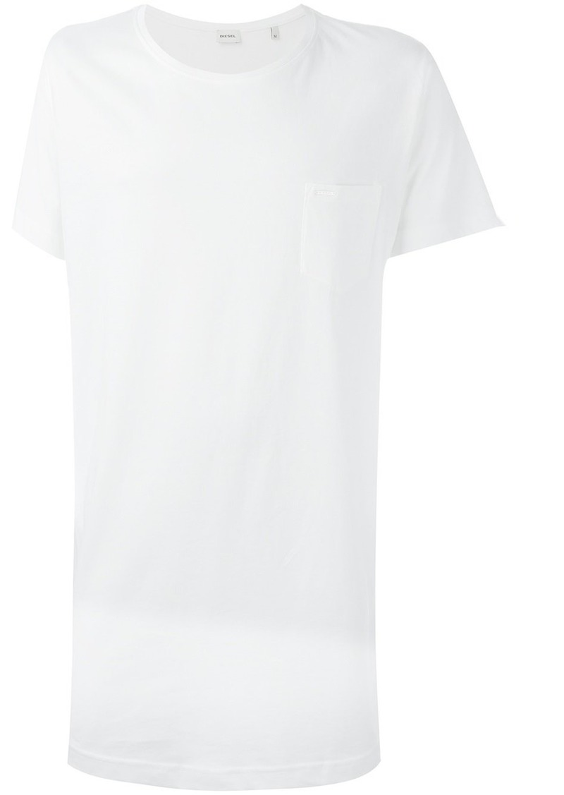 Diesel scoop neck T-shirt