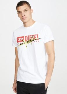 Diesel Short Sleeve T-DIEGO-BX2 Tee Shirt