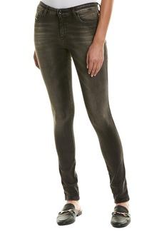 Diesel Skinzee Black Super Slim Skinny Leg