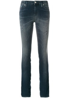 Diesel Skinzee distressed jeans - Blue