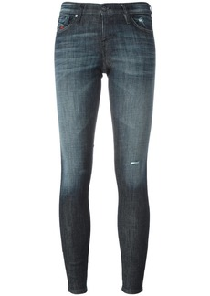 Diesel 'Skinzee Low Zip' jeans - Blue