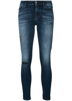 Diesel Slandy 0687T skinny jeans - Blue
