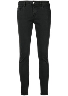 Diesel Slandy ankle jeans - Black