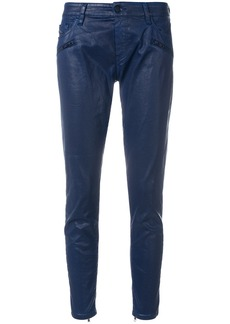 Diesel Slandy-BK 0662E trousers - Blue