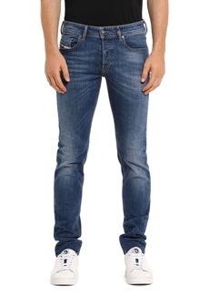 Diesel Sleenker Skinny Fit Jeans in Denim