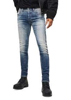 Diesel Sleenker-X Slim Fit Jeans in Denim