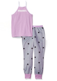 Diesel Sleepwear Big Girls' Sleepwear Set  16