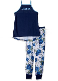 Diesel Sleepwear Big Girls' Sleepwear Set  8/10