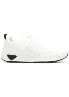 Diesel slip-on sneakers - White