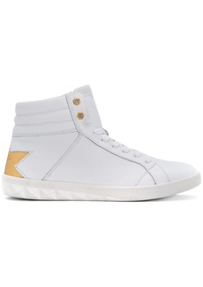 Diesel Solstice hi-top sneakers - White