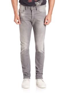 Diesel Straight Slim-Fit Jeans