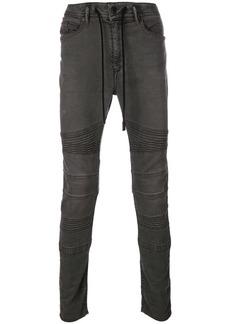 Diesel stylized seams jeans