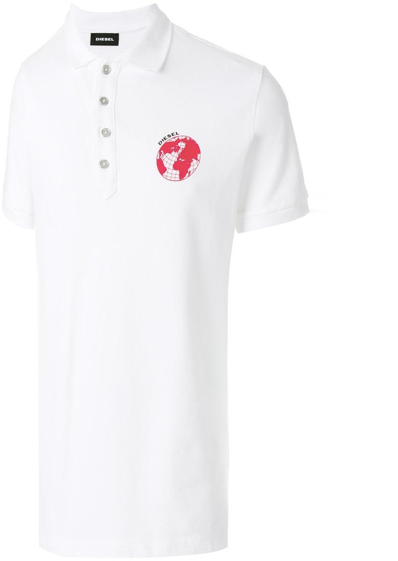 a7982fe2 Diesel Diesel T-Heal-AA polo shirt - White | Casual Shirts