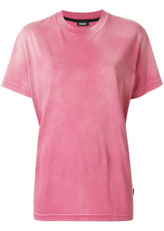 Diesel T-Joey-Fl T-shirt - Pink & Purple