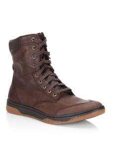 Diesel Tatradium Leather Boots