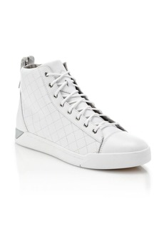 Diesel Tempus Diamond High-Top Sneakers