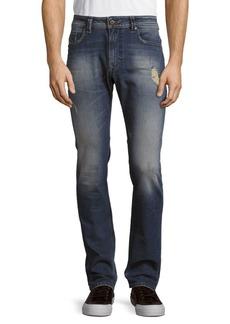 Diesel Thavar Faded Jeans