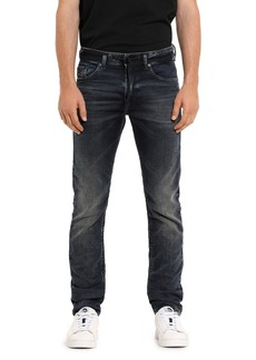 Diesel Thommer CB-NE Slim Fit Sweat Jeans in Denim