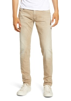 DIESEL® Thommer Slim Fit Jeans (Beige)