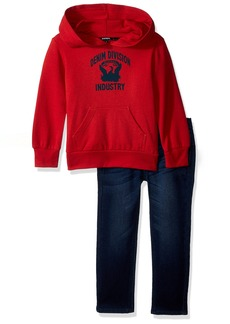 Diesel Toddler Boys' Sweatshirt and Pant Set