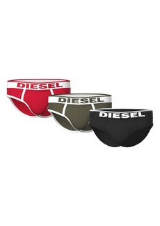 DIESEL® UMBR-Andre Assorted 3-Pack Briefs
