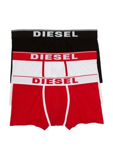 DIESEL® UMBX-Damien 3-Pack Assorted Boxer Briefs