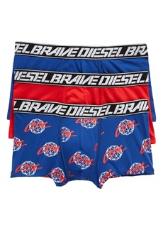 DIESEL® UMBX-Damien 3-Pack Assorted Boxer Briefs